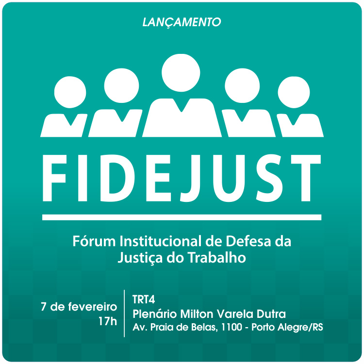Logo do Fidejust