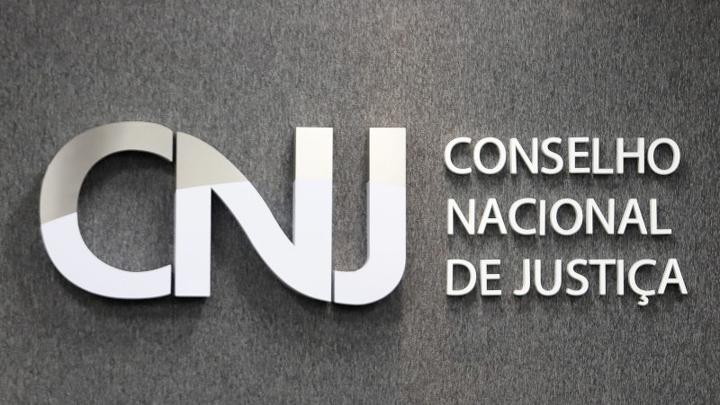 Logo do CNJ